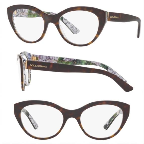 06958c595f3b Dolce   Gabbana Rx-able Frame Glasses